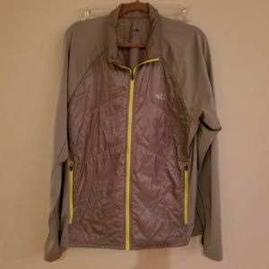 North Face mens running jacket